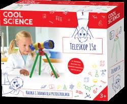 TELESKOP 15x  COOL SCIENCE TMTOYS