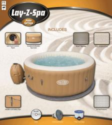 Jacuzzi Lay-Z-Spa Palm Springs 196 x 71cm Bestway 54129